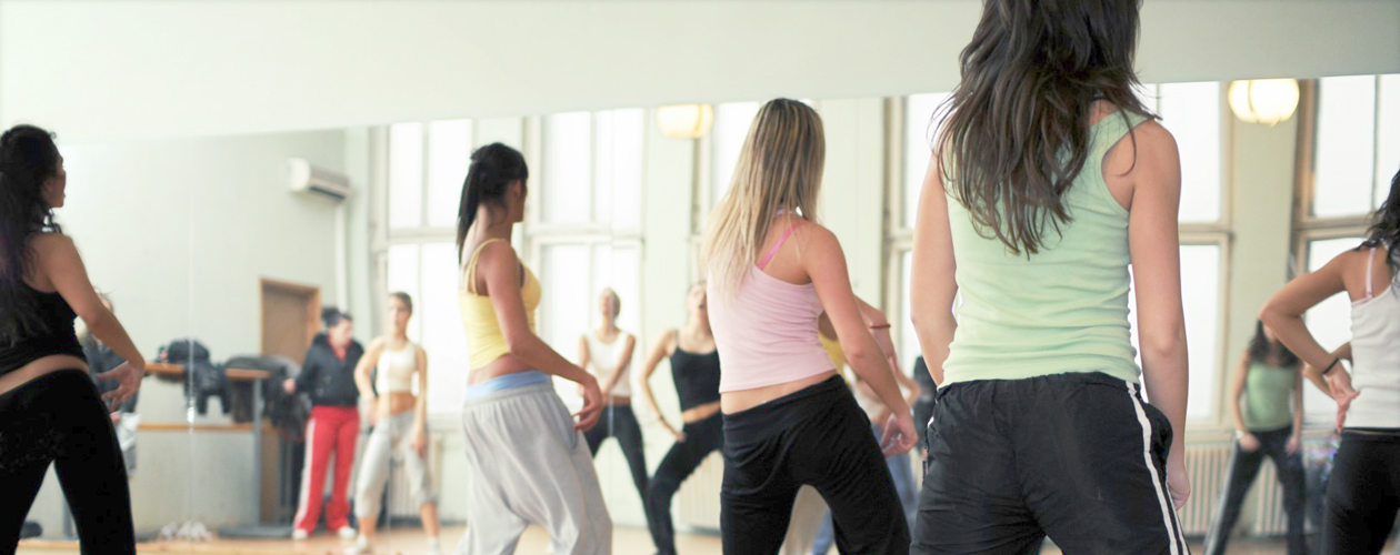 Aerobic Classes (FREE to members)